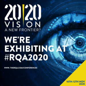 #RQA2020 - Social Post - Exhibitor
